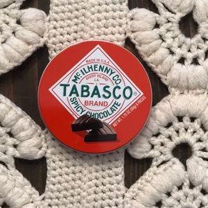 Tin Tabasco Case